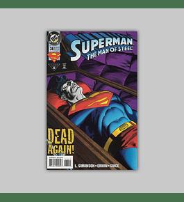 Superman: The Man of Steel 38 1994