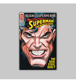 Superman: The Man of Steel 25 1993