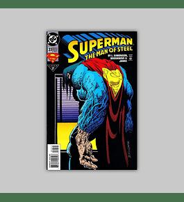 Superman: The Man of Steel 33 VF/NM (9.0) 1994