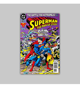 Superman: The Man of Steel 34 1994