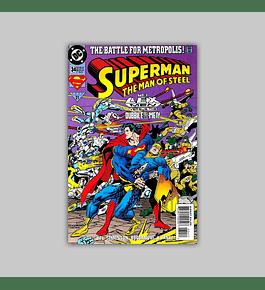 Superman: The Man of Steel 34 1994