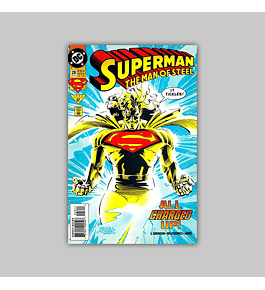 Superman: The Man of Steel 28 1993