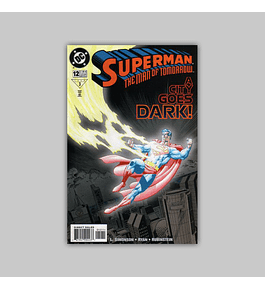 Superman: The Man of Tomorrow 12 1999