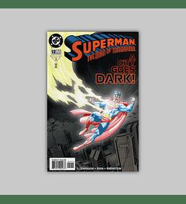 Superman: The Man of Tomorrow 12 1999