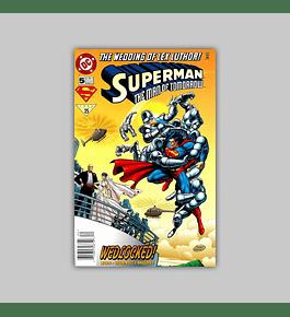 Superman: The Man of Tomorrow 5 1996