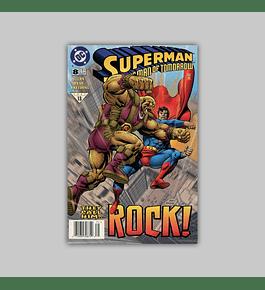 Superman: The Man of Tomorrow 8 1997