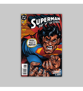 Superman: The Man of Steel 46 1996