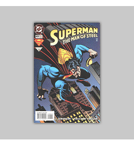 Superman: The Man of Steel 49 1995