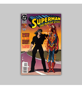Superman: The Man of Steel 45 1995