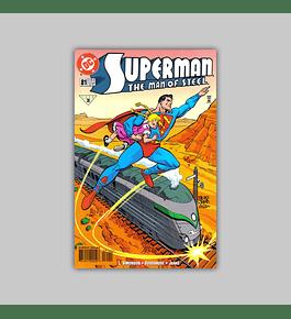Superman: The Man of Steel 81 1998
