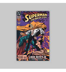 Superman: The Man of Steel 42 1995