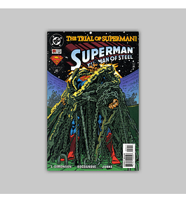 Superman: The Man of Steel 50 1995