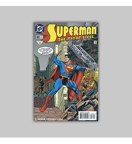 Superman: The Man of Steel 82 1998