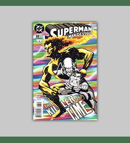 Superman: The Man of Steel 83 1998