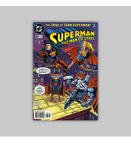 Superman: The Man of Steel 87 1999