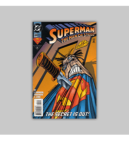 Superman: The Man of Steel 44 1995