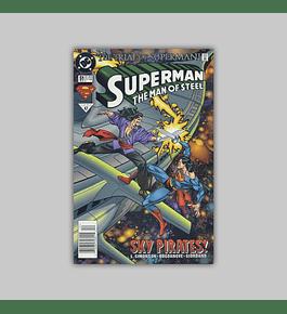 Superman: The Man of Steel 51 1995