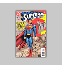 Superman: The Man of Steel 95 1999