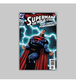 Superman: The Man of Steel 118 2001
