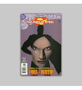 Superman: The Man of Steel 124 VF (8.0) 2002