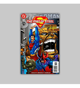 Superman: The Man of Steel 130 VF (8.0) 2002