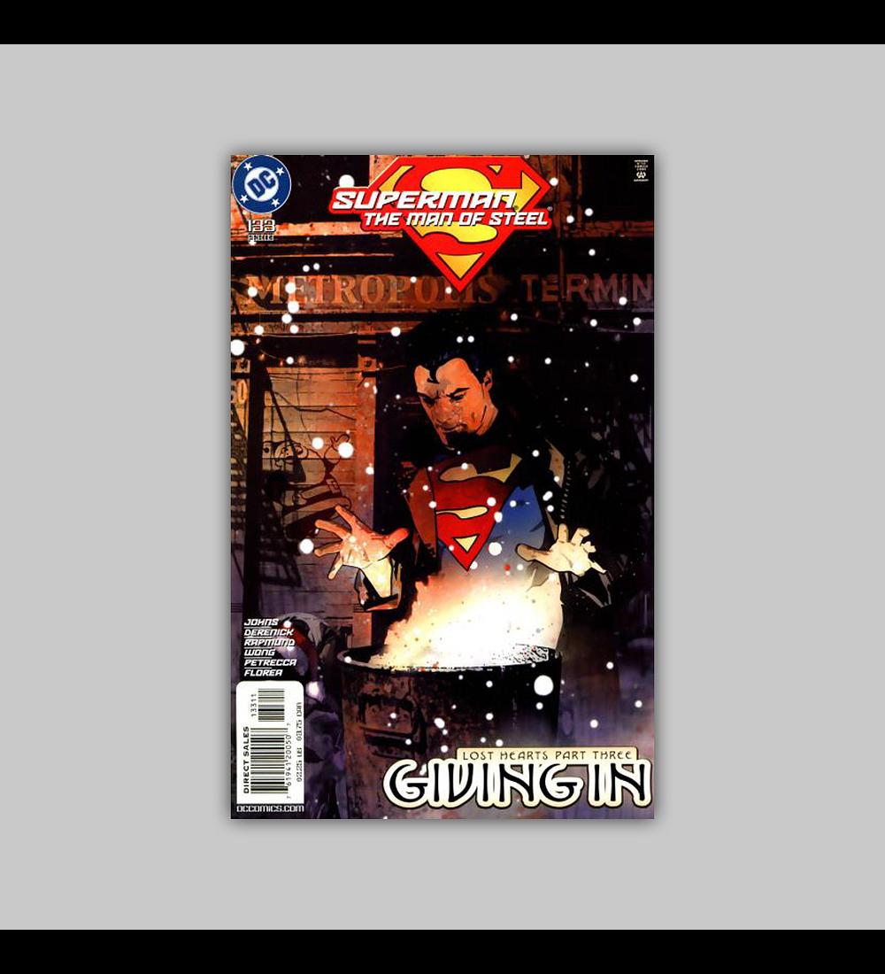 Superman: The Man of Steel 133 2003