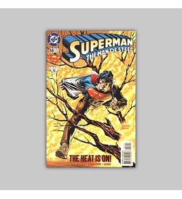 Superman: The Man of Steel 55 1996