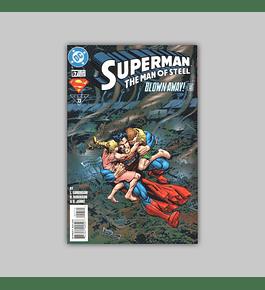 Superman: The Man of Steel 57 1996