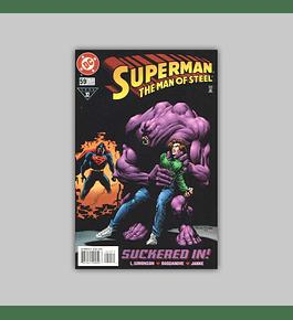 Superman: The Man of Steel 59 1996
