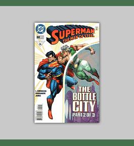 Superman: The Man of Steel 60 1996