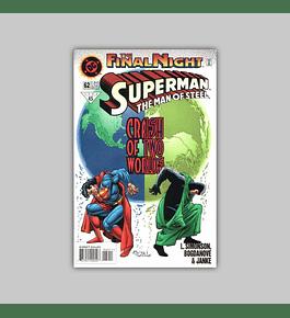 Superman: The Man of Steel 62 1996