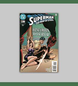 Superman: The Man of Steel 63 1996