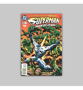 Superman: The Man of Steel 73 1997