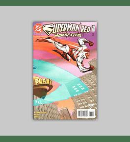 Superman: The Man of Steel 77 1998
