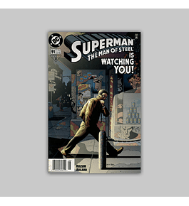 Superman: The Man of Steel 91 1998