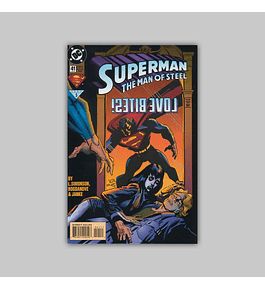 Superman: The Man of Steel 41 1995