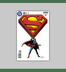 Superman: The Man of Steel 58 1996