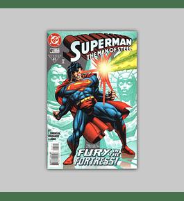 Superman: The Man of Steel 61 1996