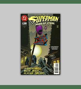 Superman: The Man of Steel 75 1998