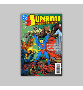 Superman: The Man of Steel 80 1998