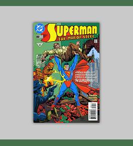 Superman: The Man of Steel 80 1998
