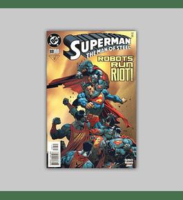 Superman: The Man of Steel 88 1999
