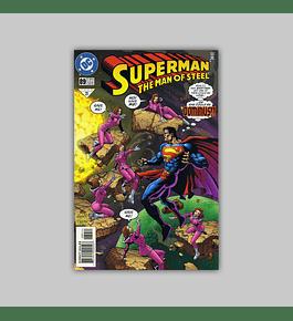 Superman: The Man of Steel 89 1999