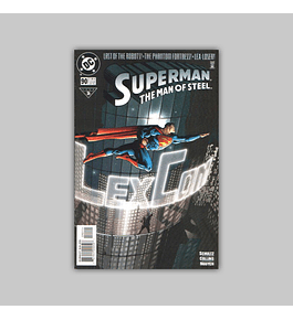 Superman: The Man of Steel 90 1999
