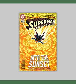 Superman: The Man of Steel 64 1997