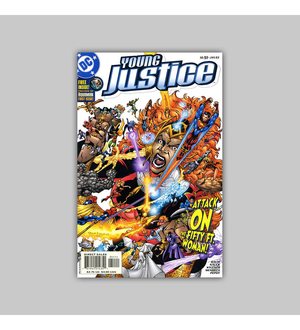 Young Justice 51 2003