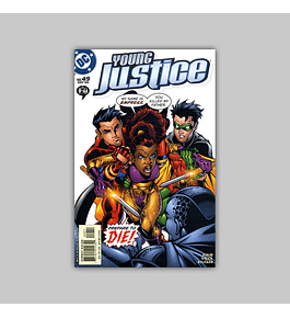 Young Justice 49 2002