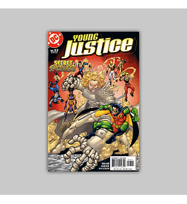 Young Justice 53 2003