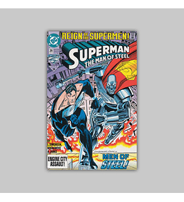 Superman: The Man of Steel 26 1993