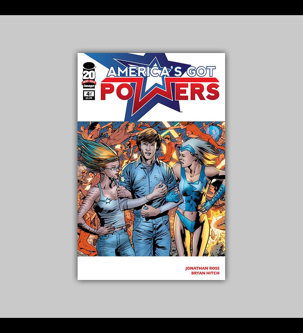 America's Got Powers 4 2012